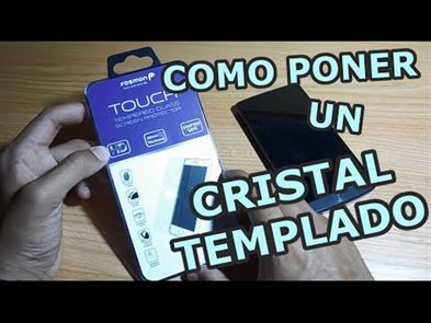 cristal protector Alcatel OneTouch Pop Star 3G